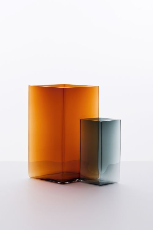 "A day in the land of nobody - ""Ruutu"" by Ronan and Erwan Bouroullec for Iittala ..."