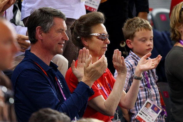 Princess Anne Photo - Olympics Day 8 - Cycling - Track