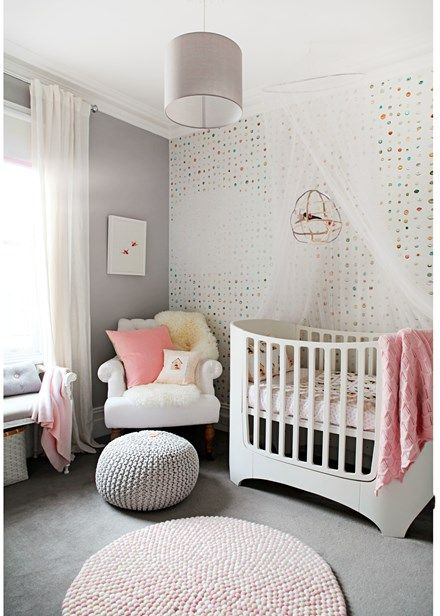 Children's decorating: baby beautiful - Home Beautiful