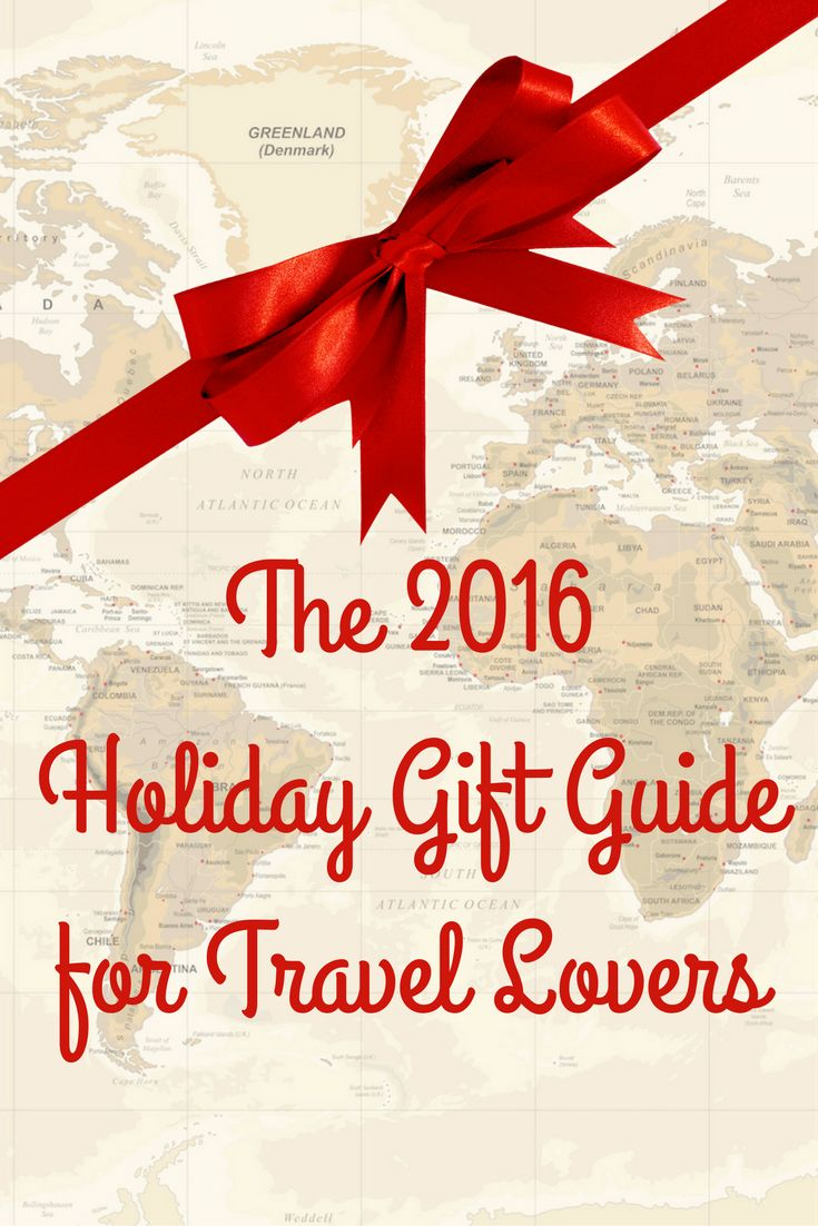 81 best gift ideas for travel lovers images on pinterest the 2016 holiday gift guide for travel lovers ten great gift ideas for the holiday negle