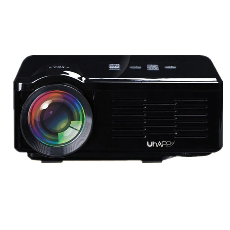 104.49$  Watch here - http://aliuo3.worldwells.pw/go.php?t=32671441469 - New 800 Lumens Multimedia Home Cinema Theater Mini LED 3D Projector HD 1080P HDMI TV HOT 104.49$