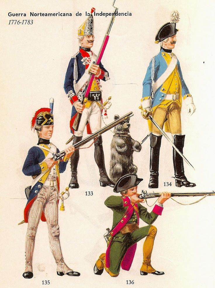 a history of the hessian soldiers during the revolutionary war Myths of the american revolution  some 100,000 men served in the continental army during the revolutionary war probably twice that number soldiered as militiamen, for the most part defending .
