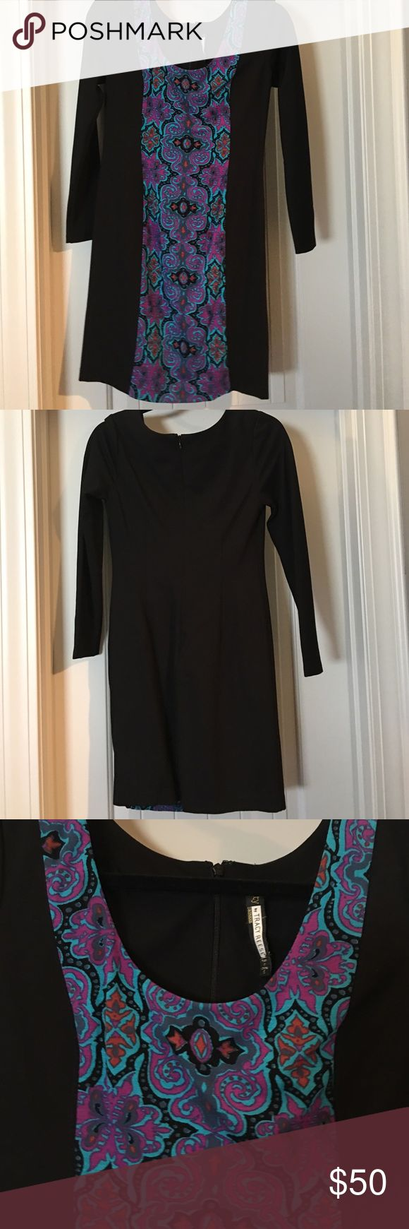 Long sleeve short dress Beautiful long sleeve Tracy Reese dress. Only worn once, in excellent condition. Tracy Reese Dresses Long Sleeve