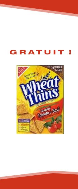 Craqulins Wheat Thins gratuit. http://rienquedugratuit.ca/expired/craqulins-wheat-thins-gratuit/