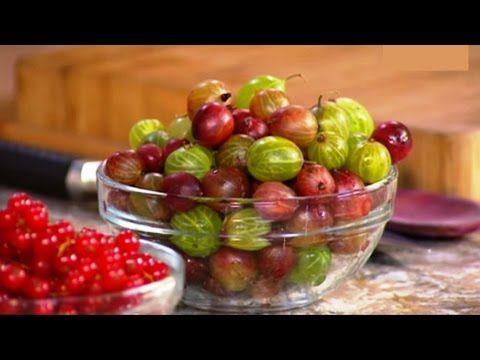 Варенье из черники и крыжовника / Простые рецепты