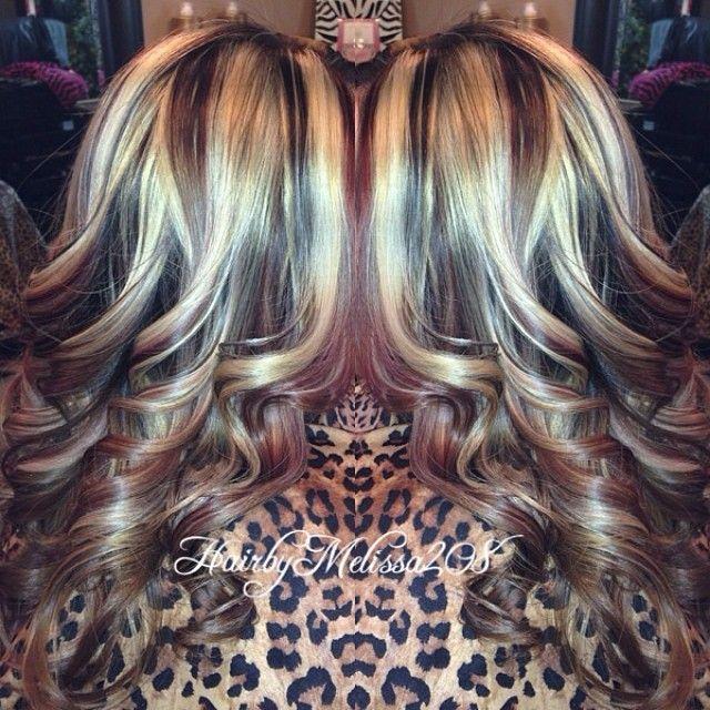 Gorgeous Hair Ruby Apt Pinterest Hair Style Hair