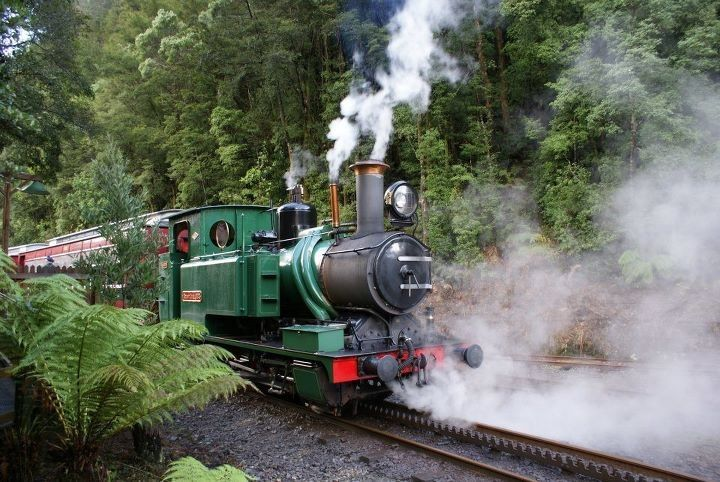 West Coast Wilderness Railway | History that moves you
