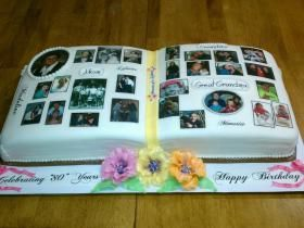 Best Th Birthday Cake Ideas Images On Pinterest Birthday - 80th birthday party ideas