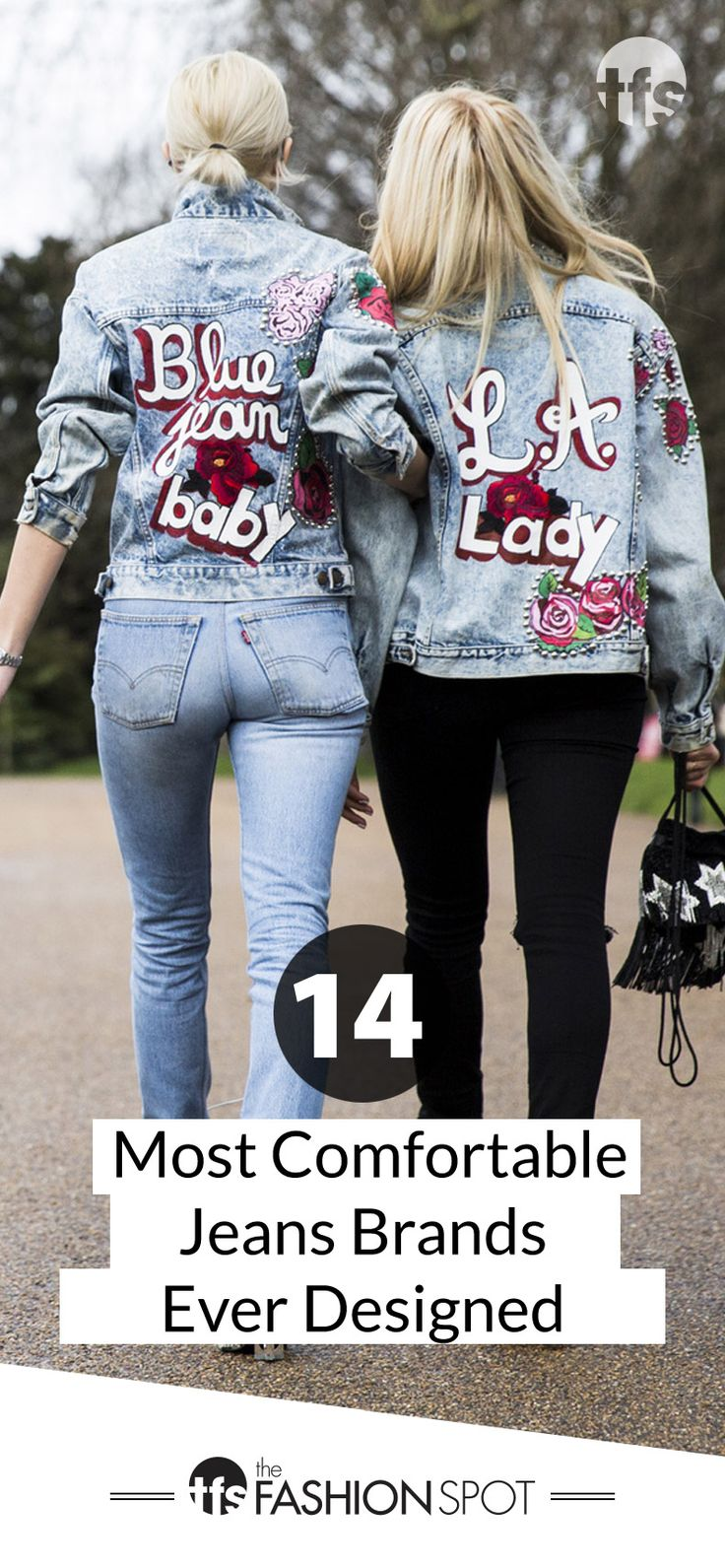 Love a good pair of blue jeans? These are the most comfortable pairs out there