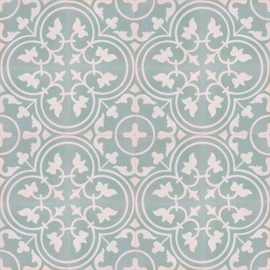 portugese-tegels -> VN Azule 27 Olive - Designtegels