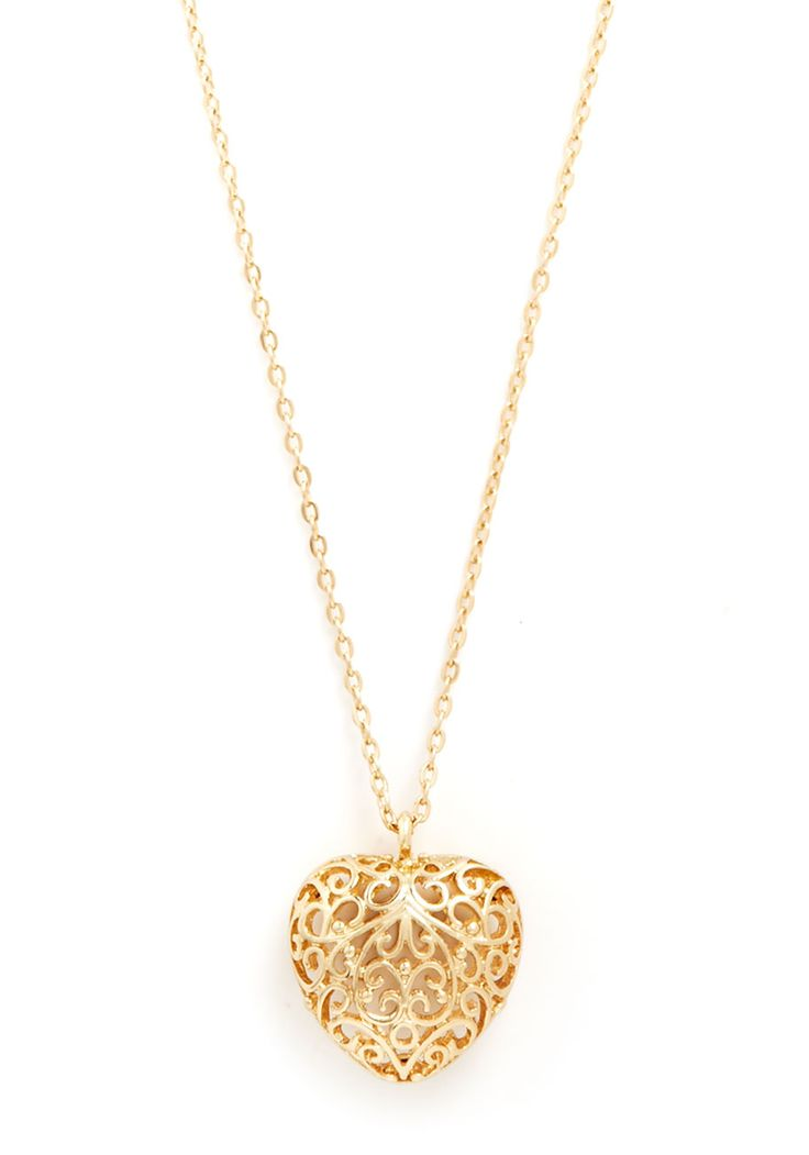 Infinite Love Necklace, #ModCloth