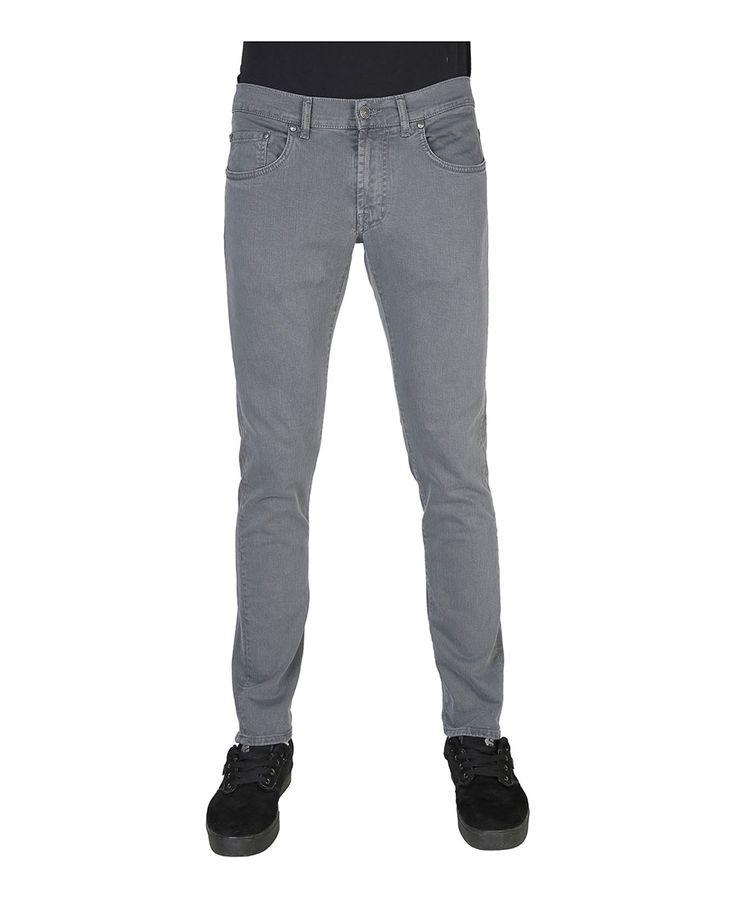 Carrera jeans - jeans uomo denim slim fit con zip - 5 tasche - composizione: 98% co 2% ea - lavare 40° - Jeans uomo Blu