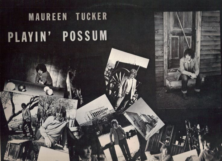 Maureen Tucker - Playin' Possum [complete album]