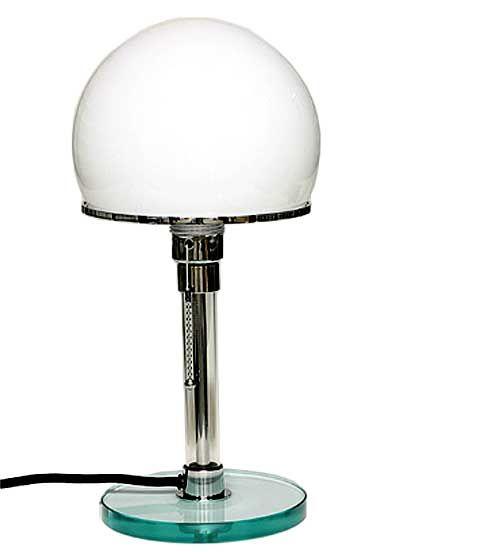 wagenfeld lampe bauhaus internetseite pic und caaefddecee design table lamps