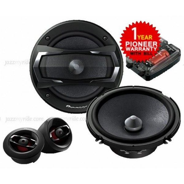 #Pioneer - TS A1605C #Jazzmyride Pioneer - TS A1605C 16 CM*20MM Component System Package is an innovative product in its genre.