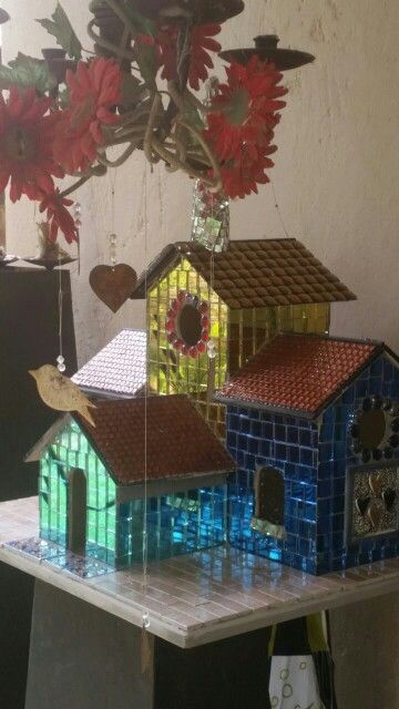 Birdhouse..church..had fun with this!