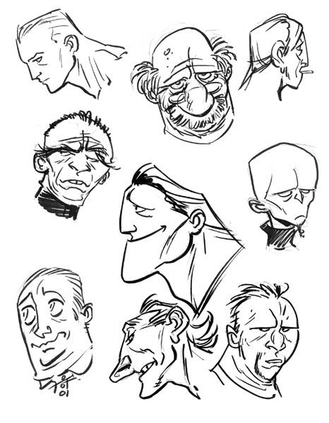 Character Design Ual : Best rod guen images on pinterest figure drawings