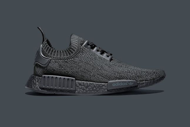 """adidas Originals Reveals the Ultra-Rare NMD_R1 PK """"Pitch Black"""" That Money Can't…"""