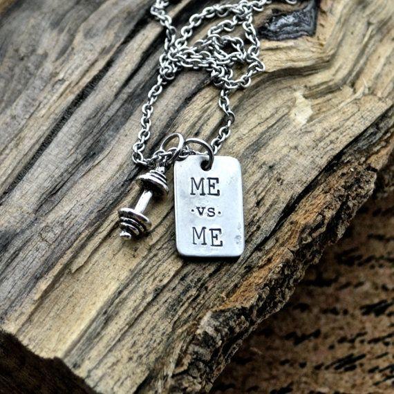 Me vs Me Necklace