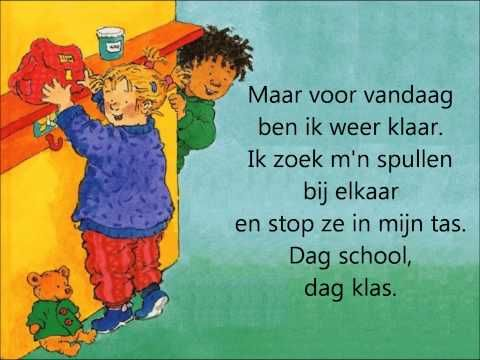 Dag school, dag klas - YouTube
