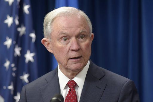 WASHINGTON/March 12, 2017 (AP)(STL.News) — Two days before Attorney General Jeff Sessions ordered dozens of the country's top federal prosecutors to clean out their desks, he gave those political appointees a pep talk during a conference call.    T...