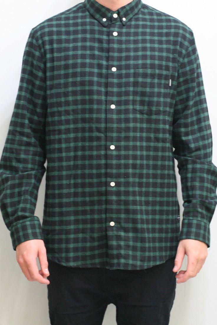 Void Shirt - Green
