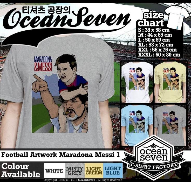 Kaos FOOTBALL ARTWORKS / Pemain Bola Lucu 1
