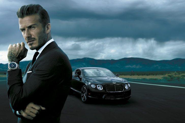 David Beckham repite con Breitling La colección de relojes The essence of Britain. Made in Switzerland by Breitling, eligió a David Beckham para protagonizar, una vez más su campaña publicitaria, demostrando que aún tiene una carrera exitosa fuera de las canchas de futbol.