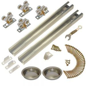 48 Sliding Closet Door Hardware