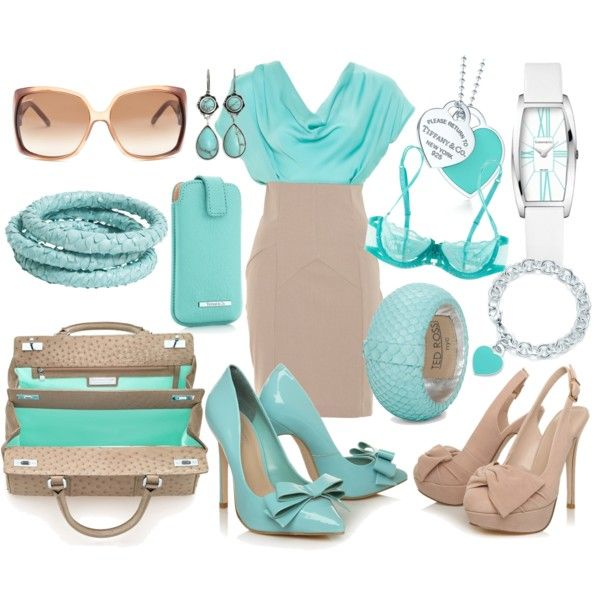 Tiffany, created by rolz on Polyvore