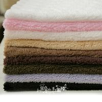 160 см х 50 см превышает мягкий вельвет Ягненка Хлопок вниз DIY Одеяло одежда материала фон ткань теплой ткани 350 г/м
