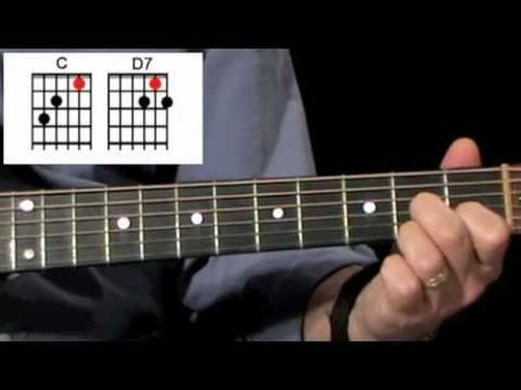 changing chord changes from the secret guitar teacher on youtube ...