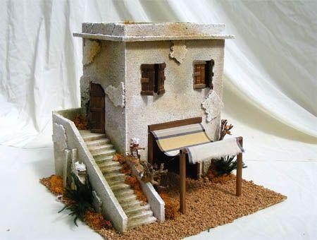 casa presepi -