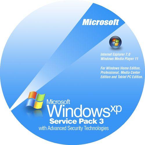 Windows XP SP3 แท้กับ XP Modify ไม่คั่นลิงค์ คลิ๊กปุ๊ปเข้า Mediafire !