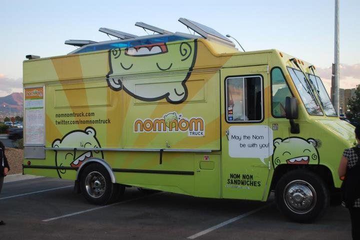 Nom Nom Truck Food Truck