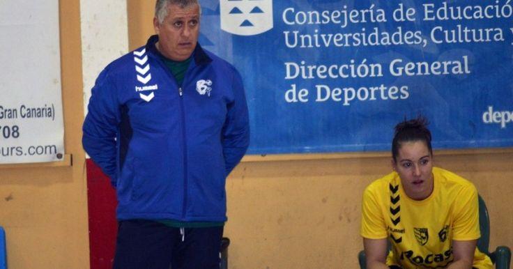 Paco Santana: «Copa EHF y Copa de la Reina son prioritarios»