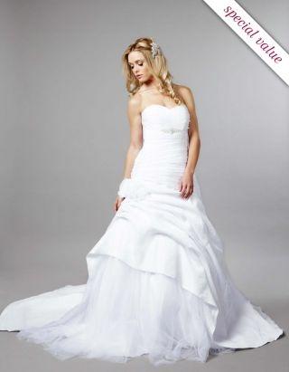 Wedding :: Bridal Collection :: Bride Collection :: wedding dress – WL0644 -