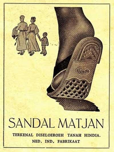 Sandal Matjan