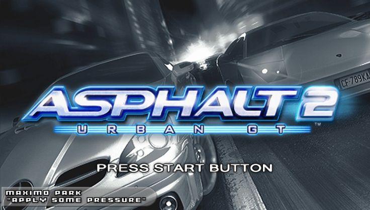 Dowload Game PPSSPP Asphalt-Urban GT 2 ISO File