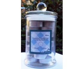 Tea Lights – 24 Scented in a Glass Jar