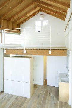 Best 63 studio space images on pinterest design for Modern garage plans with loft