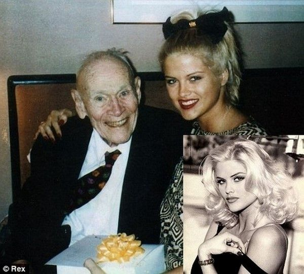 Love is Blind Celebrities [4]: Anna Nicole Smith and J. Howard Marshall