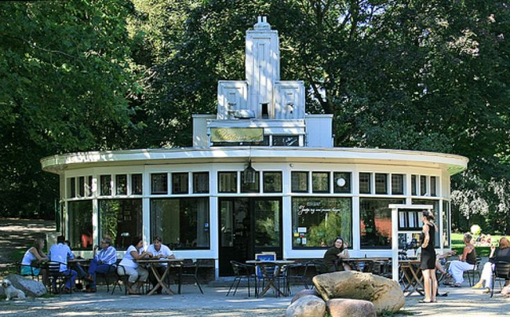 Flinders Café - Hier kan men terecht voor ontbijt, lunch en diner. Gelegen op een prachtige locatie in het Groningse Noorderplantsoen. www.flinderscafe.nl/groningen