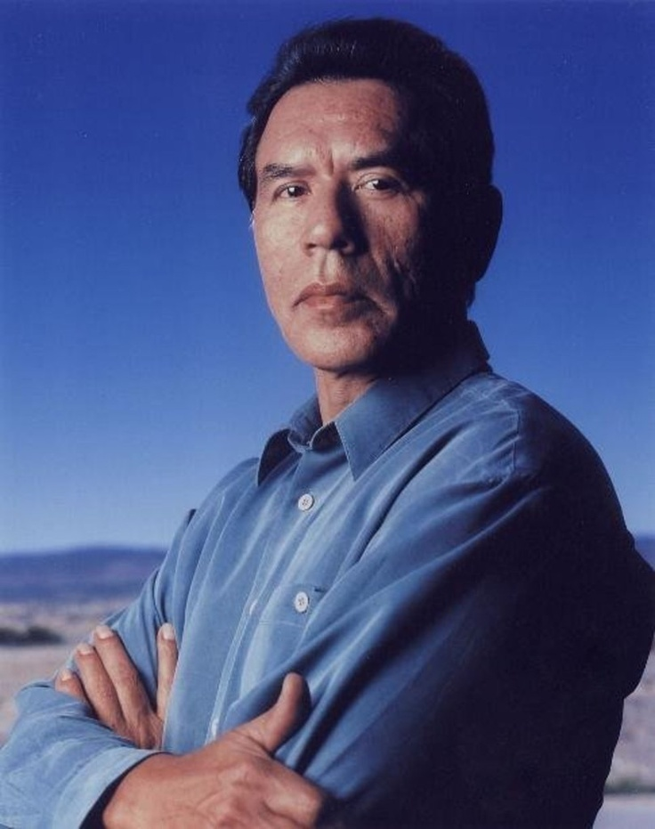 Cherokee actor Wes Studi and Native of Oklahoma
