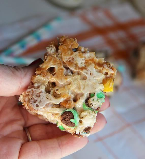 Sea Salt Caramel Swirl Marshmallows Recipe — Dishmaps