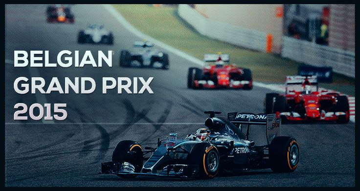 Watch Formula 1 Belgian Grand Prix 2015 Live Online