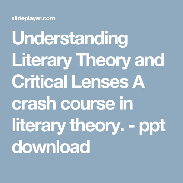 critical thinking theory.ppt Fundamentals of critical thinking richard paul anthology classic documenting the problem in this paper we shall set out a stage theory based on the nearly twenty years of research of the center for critical thinking and explain some of the theory's implications for instruction.