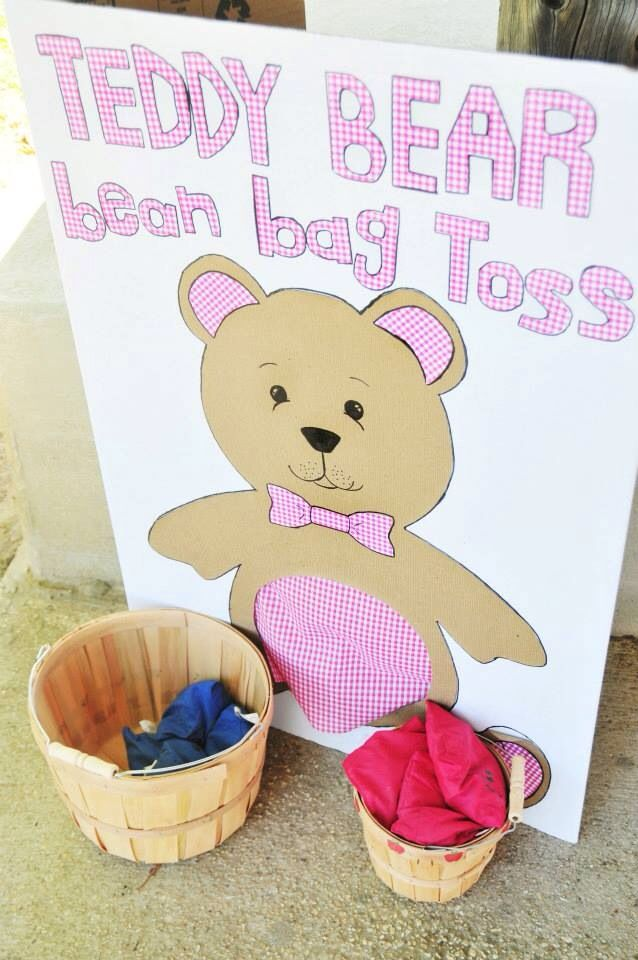 106 best Teddy Bears Picnic Theme Party images on Pinterest | Teddy ...