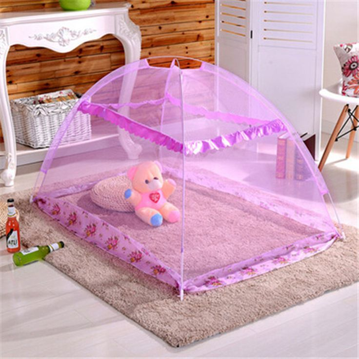 >> Click to Buy << Princess Style Mongolian Yurt Baby Crib Netting Tent Folding Baby Bed Mosquito Net Portable Children Bed Mosquito Netting 3Color #Affiliate