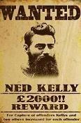 Australian Bushrangers the Kelly Gang. Brilliant profile documenting the life of the Kelly Gang. #wikitree #genealogy #bushrangers